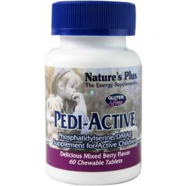 Nature's Plus Animal Parade Pedi-Active 60 tabs