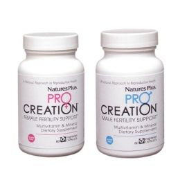 Nature's Plus Procreation Female 60 Vcaps