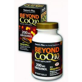 Nature's Plus Beyond CoQ10 30 caps