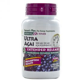 Nature's Plus Ultra Acai 30 tabs