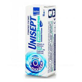 Intermed Unisept Στοματικές Σταγόνες Buccal Drops 15 ml
