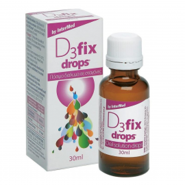 Intermed D3 Fix Drops 30 ml
