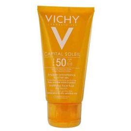 Vichy Aντηλιακή Κρέμα Προσώπου-Λεπτόρρευστη Υφή-Ματ SPF50 50ml