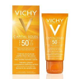 Vichy Ideal Soleil Velvety Face Cream SPF50+ 50ml