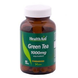 Health Aid Green Tea Extract 100mg 60 tabs
