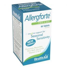Health Aid Allergforte 60 vetabs