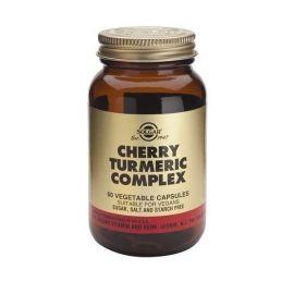 SOLGAR - CHERRY TURMERIC COMPLEX veg.caps 60s