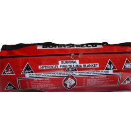 Burnshield Κουβέρτα εγκαύματος αποστειρωμένη 1,6m x 2,45m