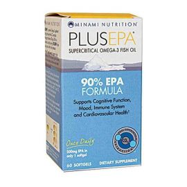 Minami Nutrition PLUS EPA AM Health 60 caps
