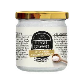 Royal Green Org Coconut Cream Extra Virgin 325ml