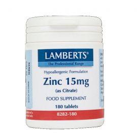 LAMBERTS ZINC 15 mg 90 tabs