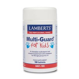 LAMBERTS MULTI-GUARD (PLAY FAIR) FOR KIDS 30 tabs
