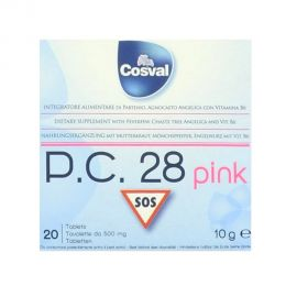 Cosval P.C. 28 PINK 20 tabs