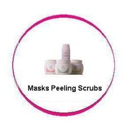 Μάσκες Προσώπου-Peeling-Scrubs
